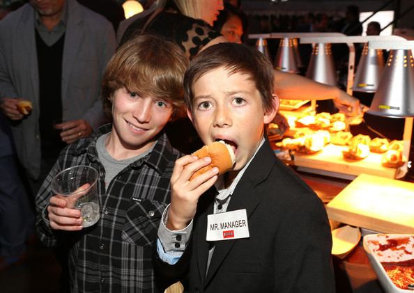 Cooper Roth Griffin Gluck and Cooper Roth Photos Arrivals at the LA