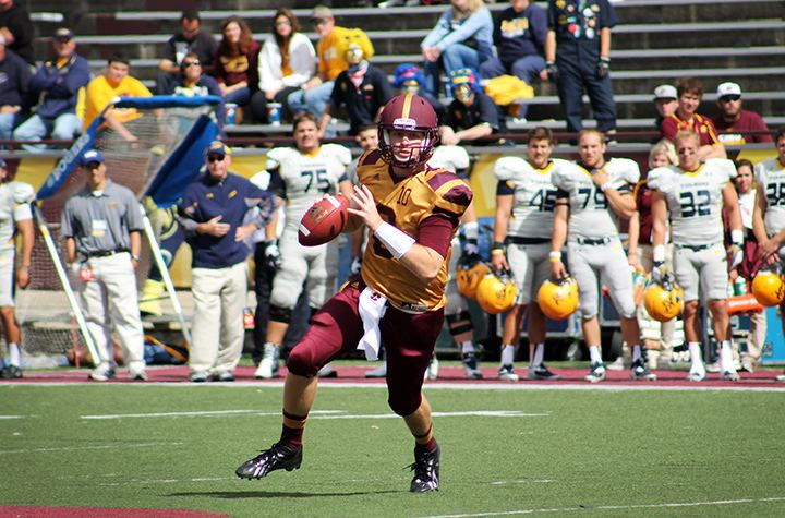 Cooper Rush Cooper Rush yet to take next step for Central Michigan