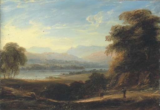 Copley Fielding Anthony Vandyke Copley Fielding Works on Sale at Auction Biography