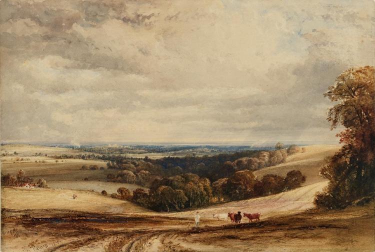 Copley Fielding Anthony Vandyke Copley Fielding 17871855 Tate