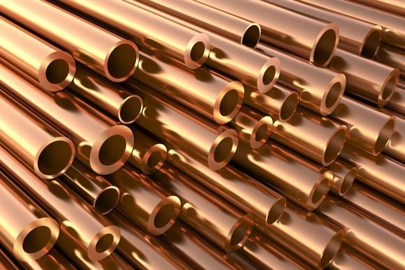 Copper The 4 Best Copper ETFs The Motley Fool