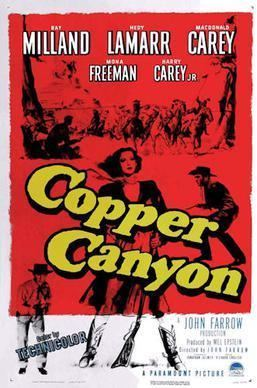 Copper Canyon (film) Copper Canyon film Wikipedia
