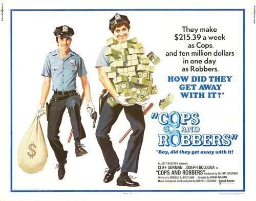 Cops and Robbers (1973 film) Cops And Robbers movie posters at movie poster warehouse moviepostercom