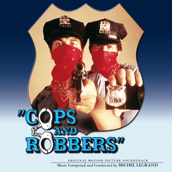Cops and Robbers (1973 film) Michel Legrands Cops And Robbers Rare Original Motion Picture