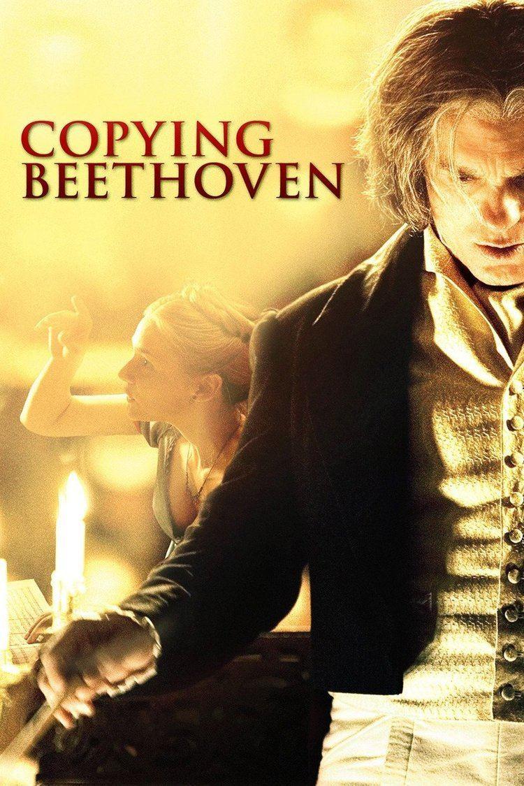 Copying Beethoven wwwgstaticcomtvthumbmovieposters159657p1596