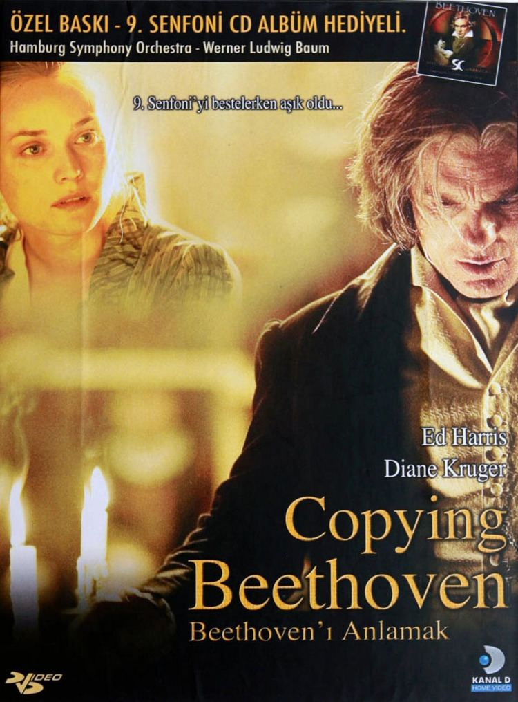 Copying Beethoven Picture of Copying Beethoven