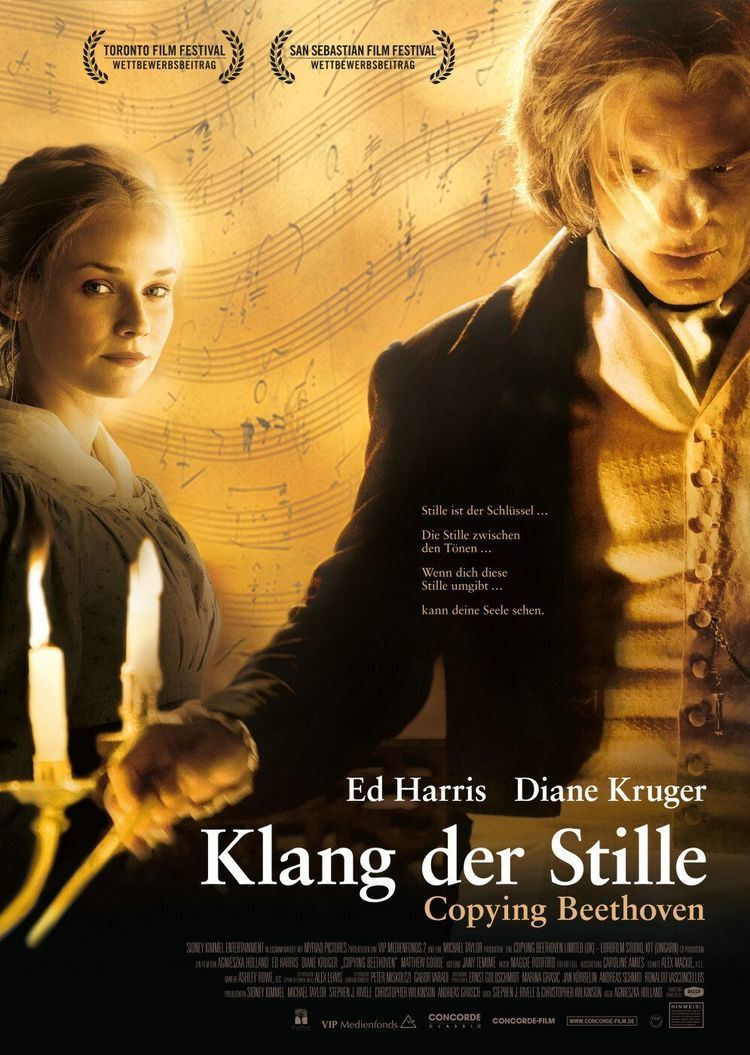 Copying Beethoven Copying Beethoven Movie Poster 4 of 5 IMP Awards