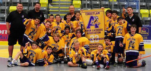 Coquitlam Adanacs Trevor Wingrove Memorial Lacrosse Tournament