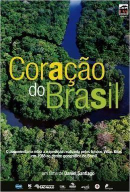 Coracao do Brasil movie poster