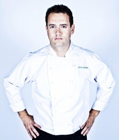 Corbin Tomaszeski Media Chef Corbin Tomaszeski