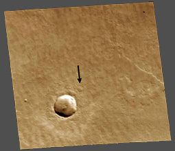 Corby (crater)