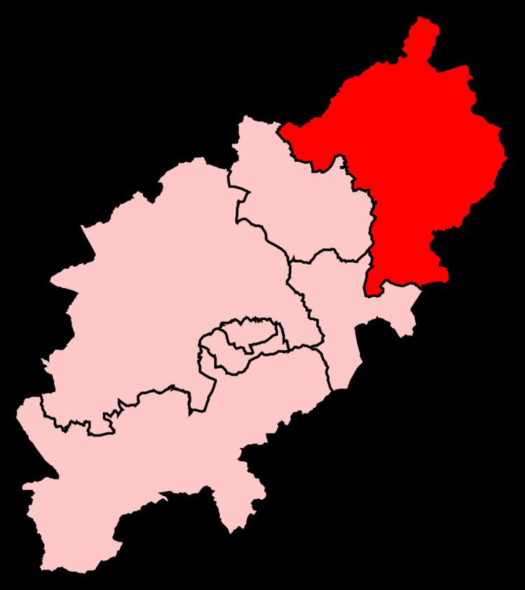 Corby (UK Parliament constituency)