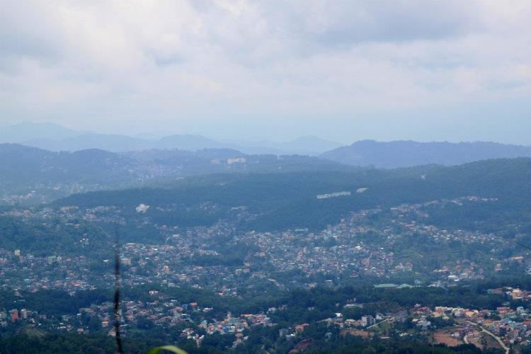 Cordillera Department Tourist places in Cordillera Department