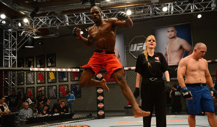 Corey Anderson (fighter) The Ultimate Fighter 19 Corey Anderson QampA UFC News