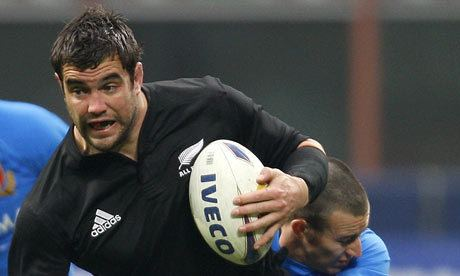 Corey Flynn New Zealand name Aled de Malmanche as cover for injured