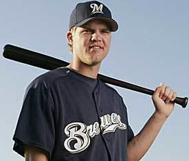 Corey Hart (baseball) How Does Corey Hart Project at 1B Disciples of Uecker