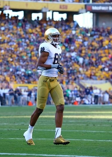 Corey Robinson (wide receiver) 2016 NFL Draft early look at Notre Dame39s Corey Robinson