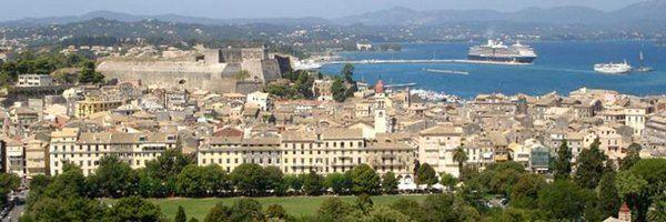 Corfu in the past, History of Corfu