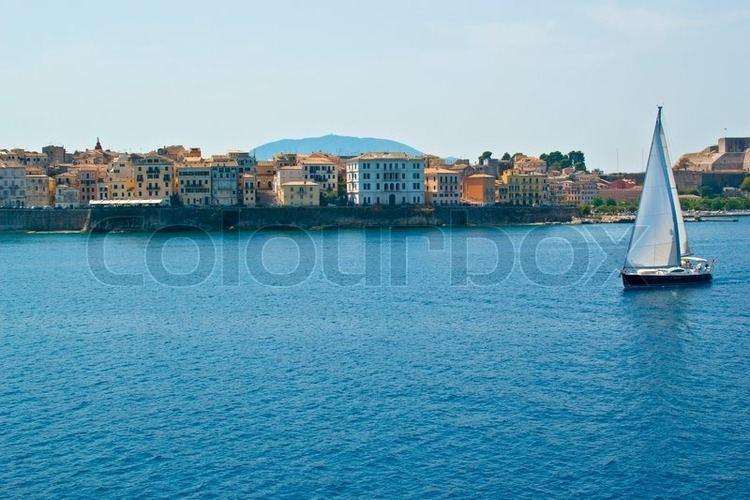 Corfu Beautiful Landscapes of Corfu