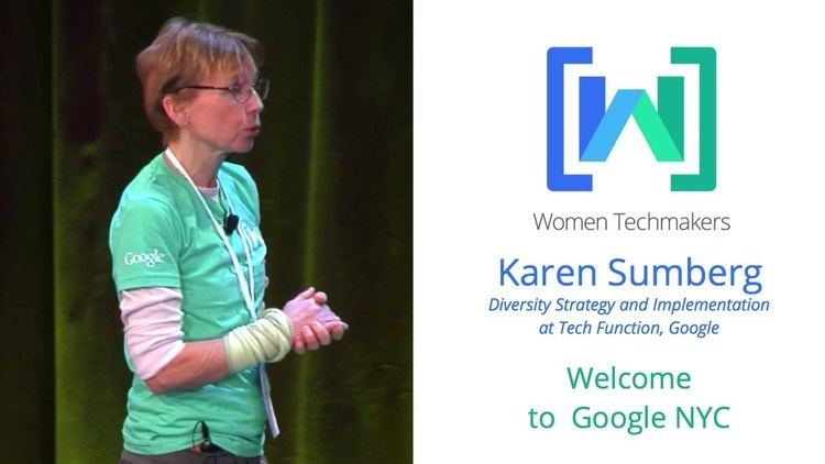 Corinna Cortes Women Techmakers Summit NY My Personal Story and My
