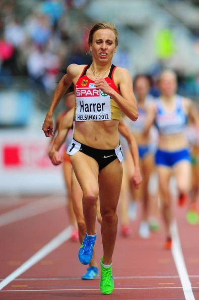 Corinna Harrer Corinna Harrer Photos 21st European Athletics