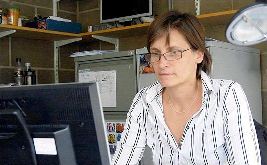 Corinne Le Quéré The Ocean39s Carbon Balance Feature Articles