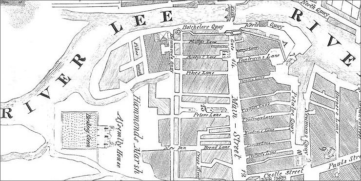 Cork (city) in the past, History of Cork (city)