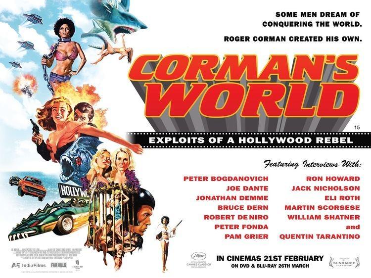 Corman's World: Exploits of a Hollywood Rebel Dr Gangrene39s Mad Blog Corman39s World Exploits of a Hollywood Rebel
