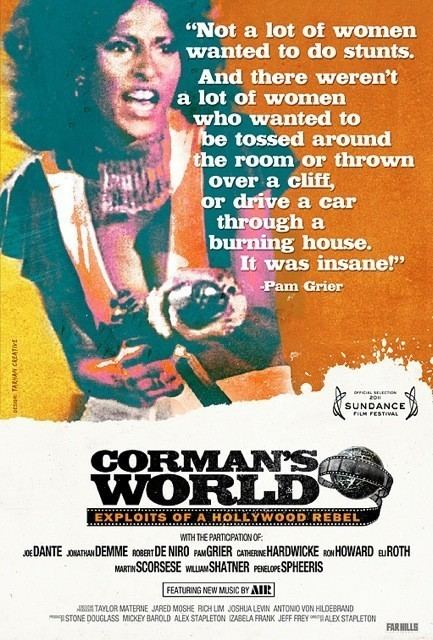 Corman's World: Exploits of a Hollywood Rebel Corman39s World Exploits of a Hollywood Rebel Movie Poster 4 of 5