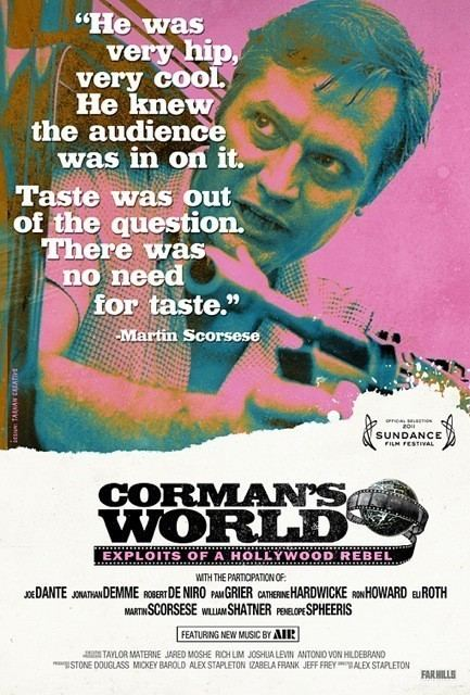 Corman's World: Exploits of a Hollywood Rebel Corman39s World Exploits of a Hollywood Rebel Movie Poster 5 of 5