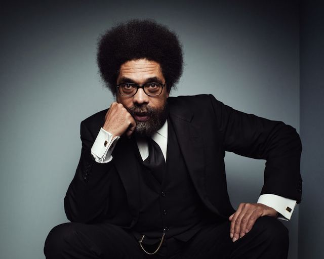 Cornel West Cornel West Plans to Vote for Obama in November and