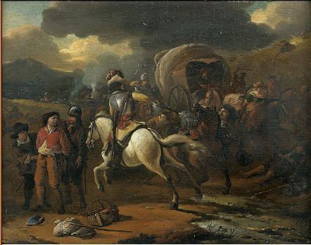 Cornelis de Wael Art pictures Artist Cornelis De Wael