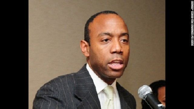 Cornell William Brooks NAACP names Cornell William Brooks as new president CNNcom