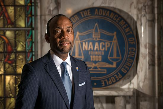 Cornell William Brooks NAACP President and CEO Cornell William Brooks to Receive