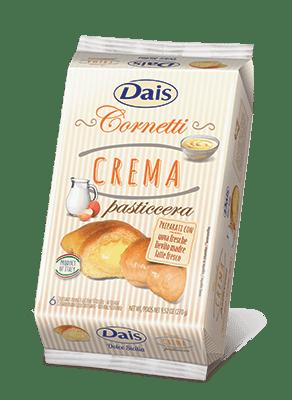 Cornetti alla crema Cornetti alla crema pasticciera