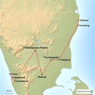 Coromandel Coast Coast To Coast Coromandel To Malabar