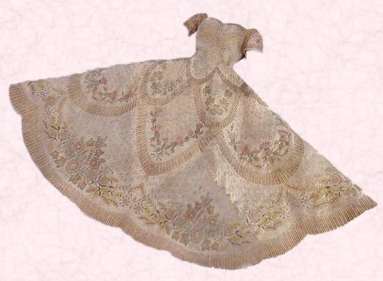 Coronation gown of Elizabeth II Queen Elizabeth II39s Coronation Gown