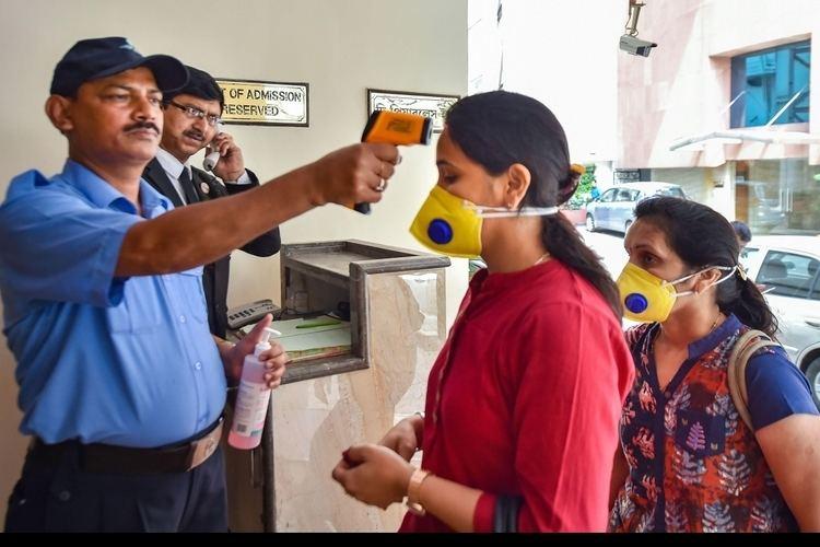 Coronavirus: Chennai store sealed for hoarding thermal scanners ...