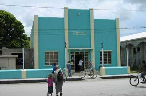 Corozal Town in the past, History of Corozal Town