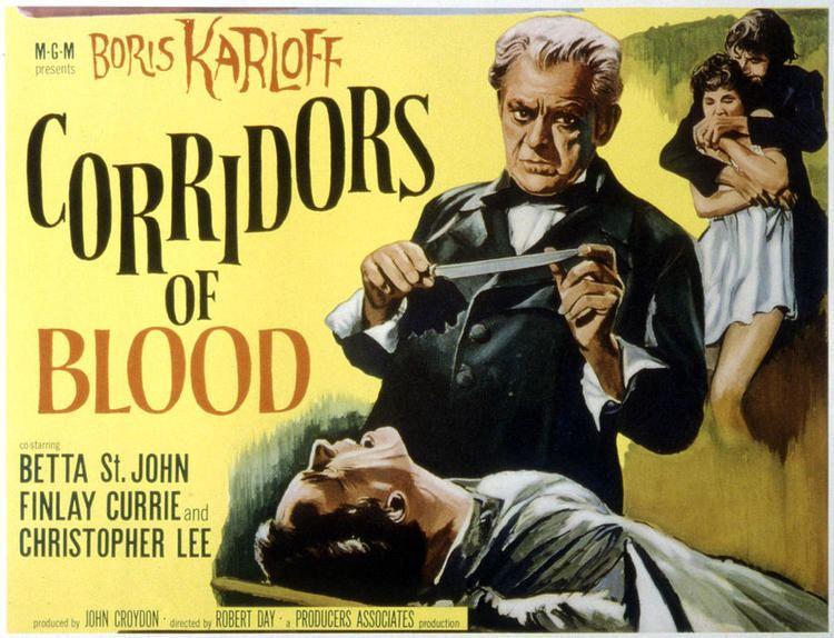 Corridors of Blood Corridors Of Blood Boris Karloff 1958 Photograph by Everett