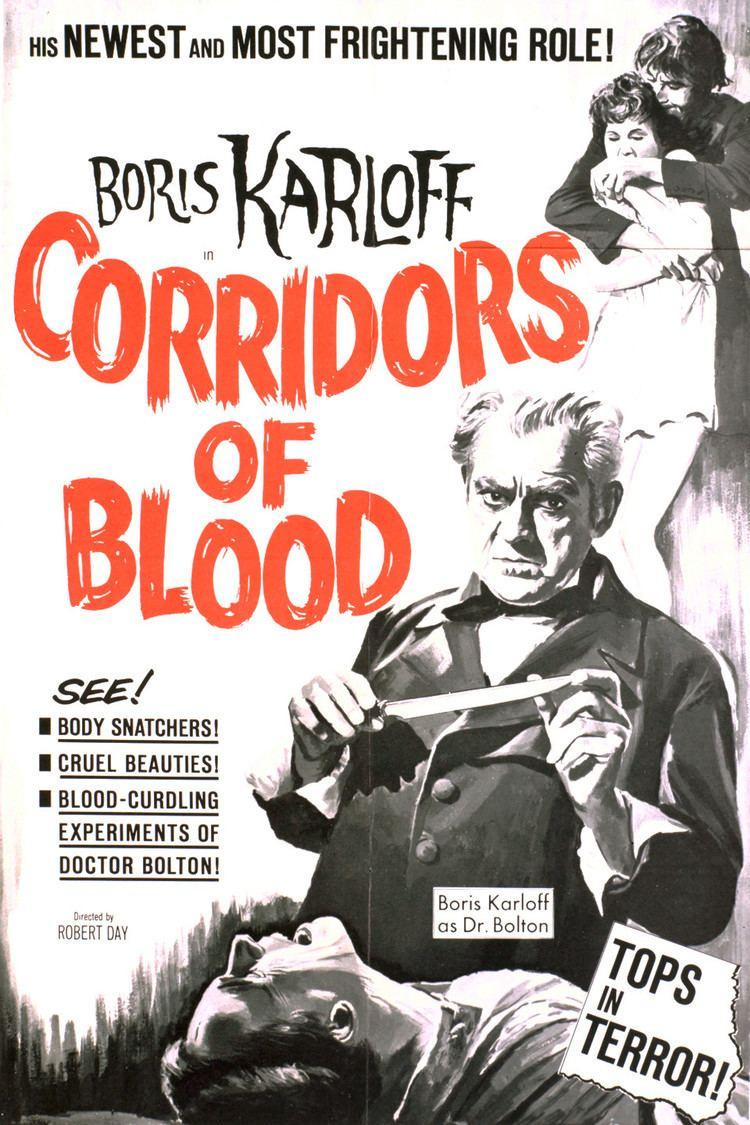 Corridors of Blood wwwgstaticcomtvthumbmovieposters6070p6070p