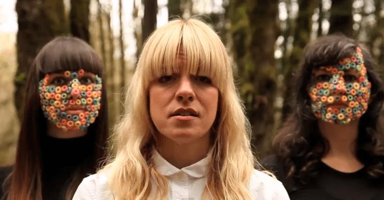 Corrina Repp Corrina Repp39s New Video Is Froot Looped Crazy Portland