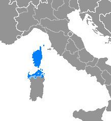 Corsican language