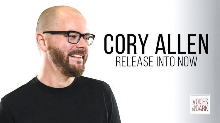 Cory Allen (musician) Release Into Now Cory Allen Interview Voices in the Dark