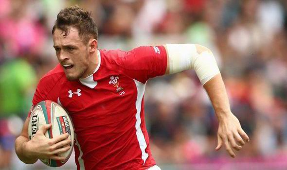 Cory Allen (rugby player) Wales cap Cory Allen will slam Argentina at Millenium