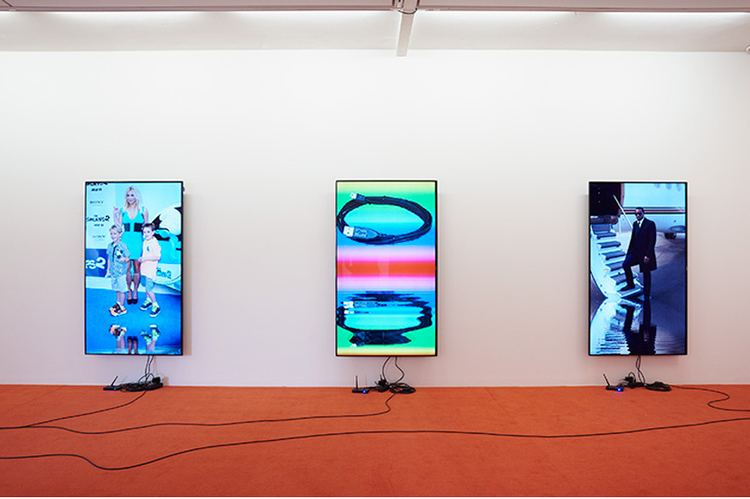 Cory Arcangel Cory Arcangel Democratizes his own Art at Lisson Gallery and