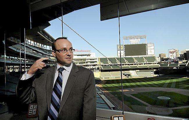 Cory Provus Minnesota Twins broadcaster Cory Provus skips trip for