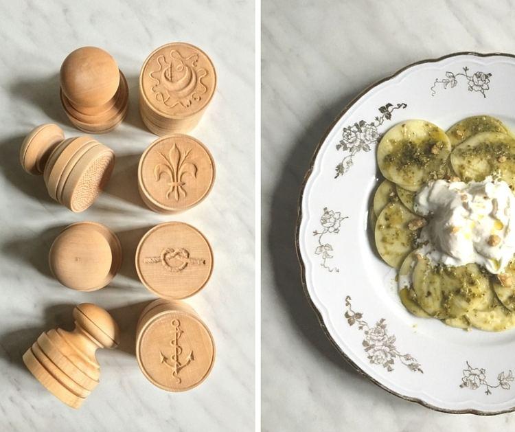 Corzetti Corzetti Pasta a delicious history Romagnoli Pasta Tools