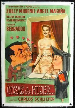 Cosas de mujer movie poster