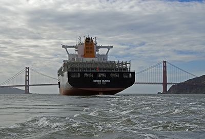 Cosco Busan oil spill 44 Million Natural Resource Damage Settlement to Restore San